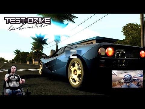 Гонка с препятствиями (экшон) вокруг острова Оаху - GoPro  -Test Drive Unlimited
