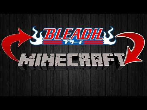 Bleach RPG - Minecraft Server