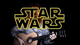 Star Wars Soundtrack (Acoustic Guitar) | KovaTV
