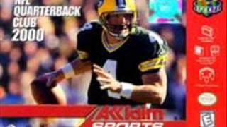 NFL Quarterback Club 2000 Open Theme
