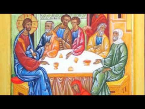 Hymn of St. Kassiani - Boston Byzantine Choir