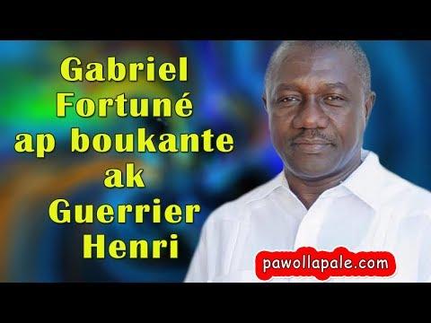 BOUKANTE LAPAWOL / Guerrier Henri ap BOUKANTE ak GABRIEL FORTUNÉ (Lundi 11 février 2018)