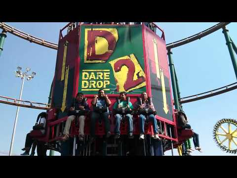 Adlabs Imagica : Dare 2 Drop