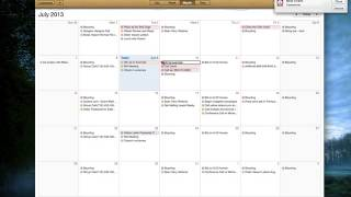 Create Evernote Reminders in iCal