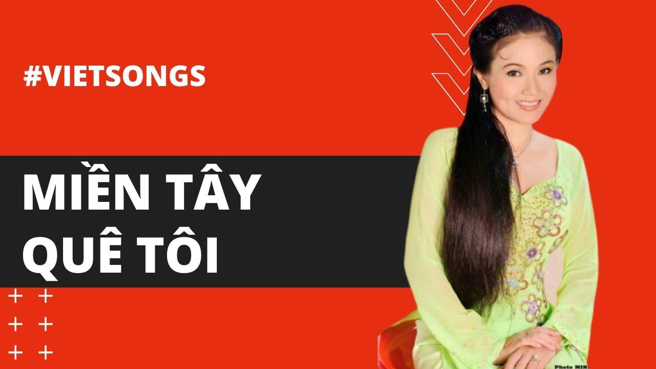 Miền Tây Quê Tôi –  (Singer: Thanh Ngân) – Learn Vietnamese with songs!
