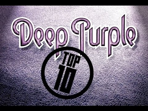 Top 10 Deep Purple songs