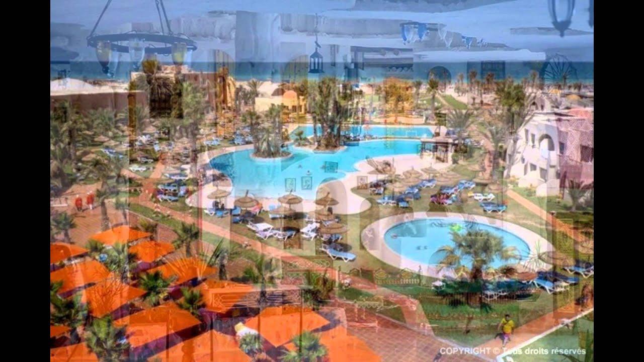 Hotel Meridiana Djerba 4* YouTube