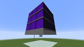 Minecraft - Improved Mega Overworld Gold Farm (600+ ingots per hour)