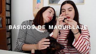 BÁSICOS DE MAQUILLAJE · Con Lucía | Adriana Ruz Belleza