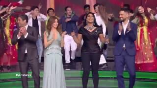 أراب آيدول يحتفل باليوم الوطني الكويتي  #الدم_يحن_ياكويت