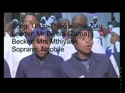 House Of God Ministries - Ungu-Thixo wamuzulu