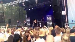 Brädi feat. Nikke Ankara - Aamupala @ Aurafest