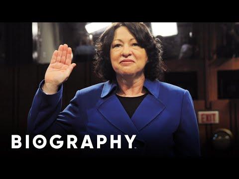 Sonia Sotomayor: Mini Biography