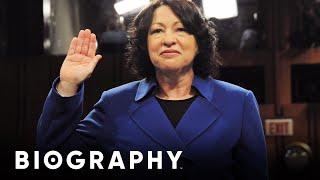 Sonai Sotomayor - Associate Justice of the Supreme Court | Mini Bio | Biography