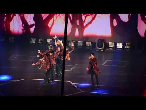 [si5441]161126 EXO in Taipei - WOLF