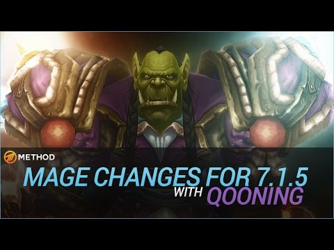 Mages in Legion 7.1.5 (Patch Notes & Changes)
