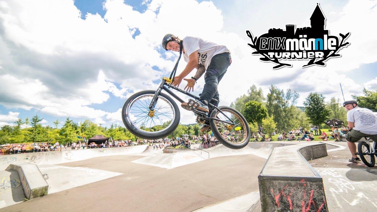 9. BMX Männle Turnier - Offizieller Clip