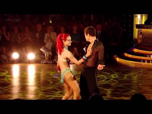 Matt Baker & Aliona Vilani - Samba - Strictly Come Dancing - Week 8