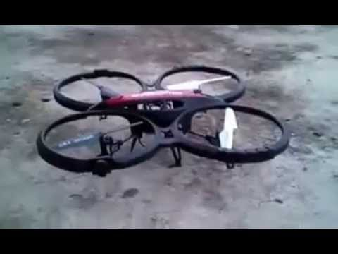 QUADCOPTER AIRCRAFT L6036 2.4G FIRST TRAINING TO FLY IT