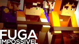 Minecraft: FUGA IMPOSSÍVEL - PRISÃO DE ALCATRAZ! #5