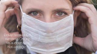 Eldiven Maske 100 TL | Korona Virüsü ile Nasıl Mücadele Ediyoruz ? Günlük Hayat #covid_19