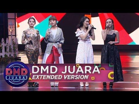 Opening! Nyanyi Bareng Ghea Youbi, Tasya, Ayu Dan Cita Citata [SIK ASIK]  - DMD Juara Part 1 (9/10)