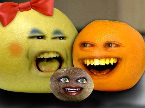 Annoying Orange  Grapefruits Revenge