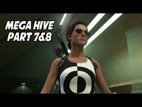 Marvel's Avengers - Mega Hive Part 4 - Floors 7&8 - Iron Man & Kate Bishop