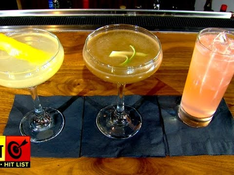 3 Healthy Low Calorie Cocktails