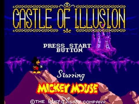 Master System Longplay [010] Castle of Illusion starring Mickey Mouse