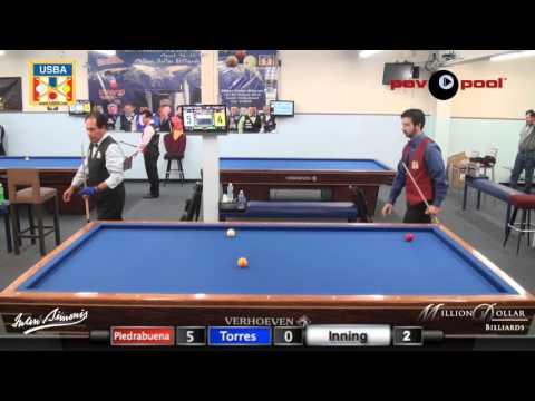 2016 USBA Nationals / #26 • Pedro Piedrabuena vs Frank Torres