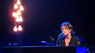 Keith Urban Tonight I Wanna Cry Cincinnati OH Light the Fuse Tour 7-18-13