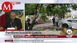 Buscarán justicia por víctimas en Jalisco