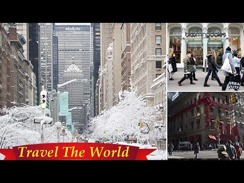 'I'm off to the January sales... in New York!'  - Travel Guide vs Booking