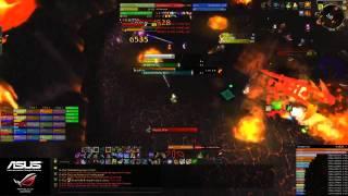 Heroic Firelands : Paragon Live Raid - Part 1