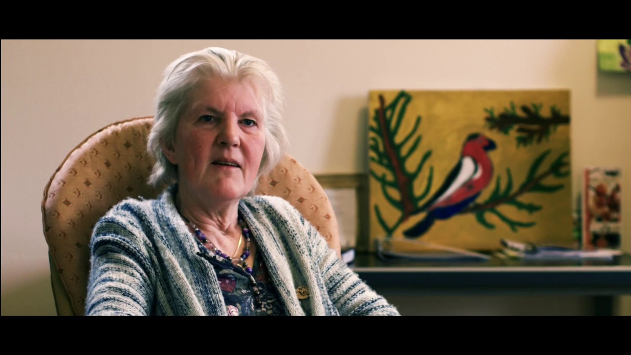 TV-spot Judith's verhaal, Interzorg ondersteunt