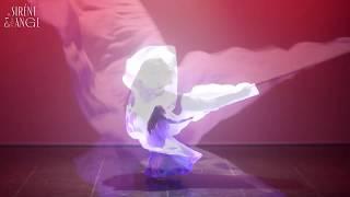 """2018 - Sarah danse """"La Femme Sirène et Ange"""""""