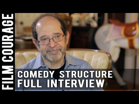 Structuring A Comedy Screenplay: The Comic Hero's Journey  Steve Kaplan FULL