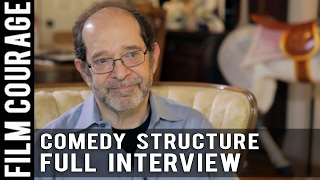 Structuring A Comedy Screenplay: The Comic Hero's Journey - Steve Kaplan [FULL INTERVIEW]