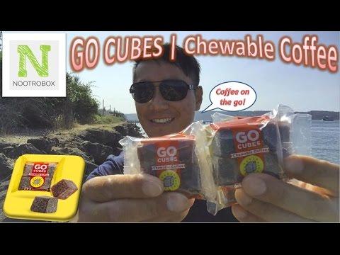 Nootrobox Go Cubes Chewable Coffee Youtube