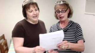 The Queen & Princess of SMS bid adieu