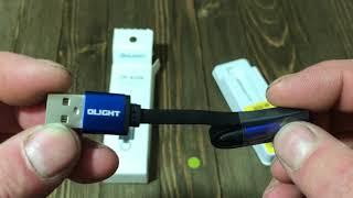 The New Olight i1R EOS - Incredibly small keychain flashlight