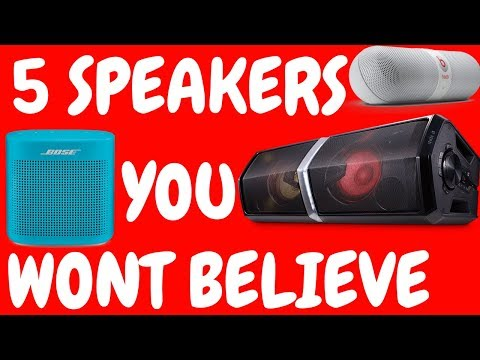 top 5 speakers under 50