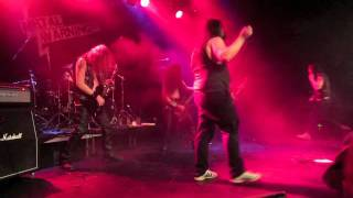 Jumalation - Evil Spirits -live @ Metal Warning Festival 2011