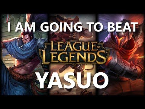 Trinimmortal beats League: Yasuo