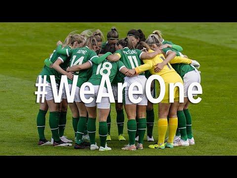 Ireland WNT | #WeAreOne