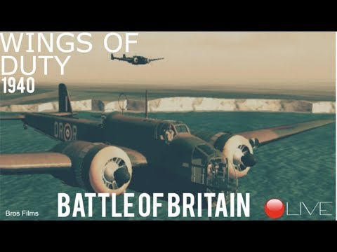 Wings of Duty - Battle of Britain FURBALL EVENT! BIGGEST FAIL OF THE YEAR!