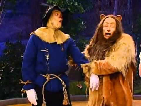 MadTV - The Wizard of Oz Deleted Scene: If I only had a leg...