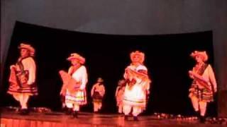 Danza De Arcos Y Tejedores