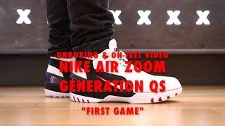 Nike Air Zoom Generation QS